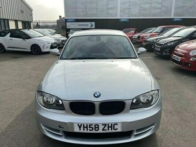 used BMW 123 1-Series Coupe d SE 2d