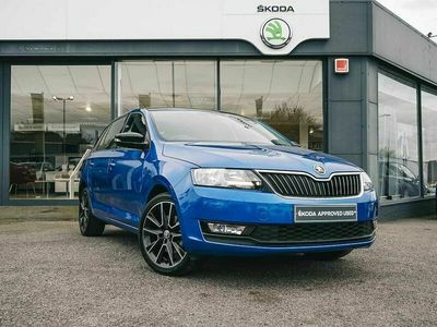 used Skoda Rapid 1.0 TSI (95PS) SE Sport Spaceback 5-Dr