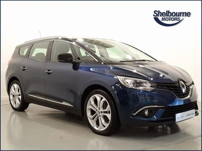 used Renault Grand Scénic 1.7 Blue dCi 120 Iconic 5dr