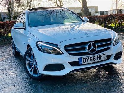 used Mercedes C350e C ClassSport Premium Plus 5dr Auto