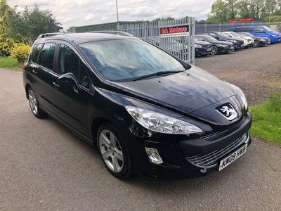 used Peugeot 308 HDI SW SPORT