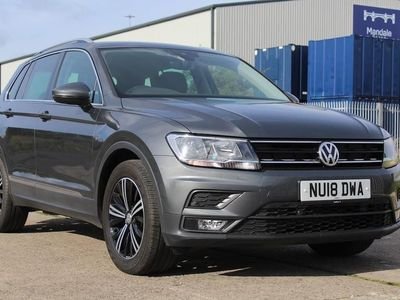 used VW Tiguan ESTATE 1.4 TSi 125 SE Nav 5dr