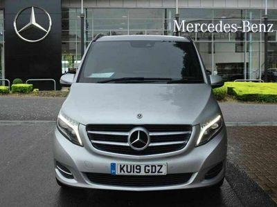 used Mercedes V220 V Classd Sport 5dr Auto [Long] 2.2