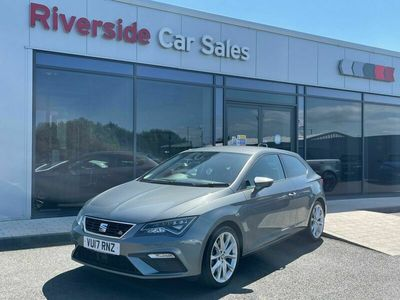 used Seat Leon 1.8 TSI FR Technology Sport Coupe (s/s) 3dr