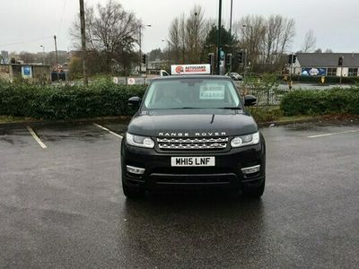 used Land Rover Range Rover Sport 3.0 SDV6 HSE 5dr Auto