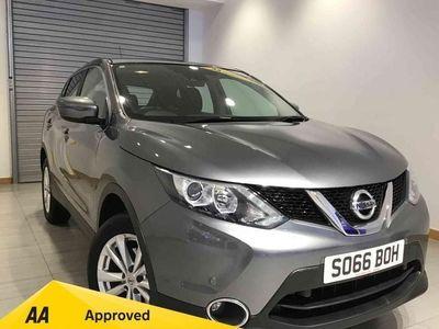 used Nissan Qashqai 2017 Nottingham Acenta
