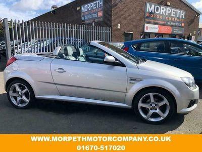 used Vauxhall Tigra 1.4 SPORT 16V TWINPORT 2d 90 BHP
