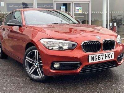 used BMW 118 1 Series 1.5 i Sport Sports Hatch (s/s) 5dr