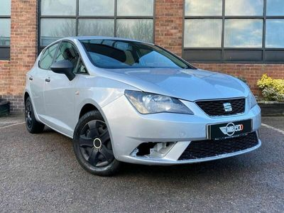 used Seat Ibiza 1.2 12v S 5dr (a/c)