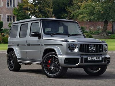 used Mercedes G63 AMG G Class5dr 9G-Tronic Auto, 2020 (20)