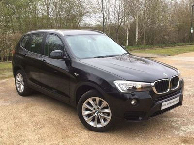 used BMW X3 Xdrive20D Se 5Dr Step Auto