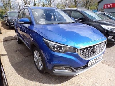 used MG ZS 1.0 T-GDI Excite Auto 5dr