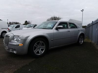 used Chrysler 300C 3.0 V6 CRD 4dr Auto
