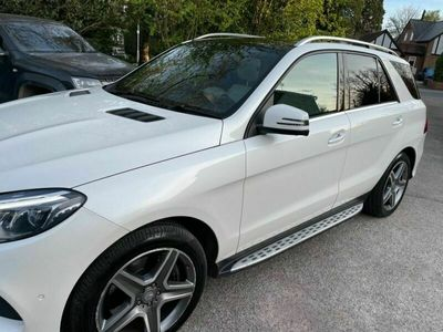 used Mercedes GLE500 Gle Class 3.0V6 8.8kWh designo Line G-Tronic+ 4MATIC (s/s) 5dr