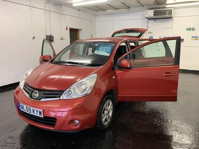used Nissan Note 1.4 Acenta 5dr
