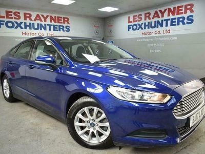 used Ford Mondeo 2.0 STYLE ECONETIC TDCI 5d 148 BHP Only £20 Road Tax !
