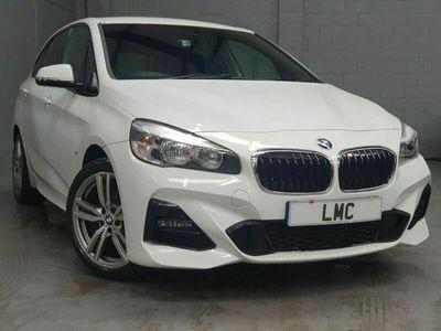 used BMW 218 Active Tourer 2 SERIES 1.5 I M SPORT 5DR 139 BHP