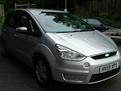 used Ford S-MAX 2.0 TDCi ZETEC 5DR / 7 SEATER / AIR CON / 6 SPEED /