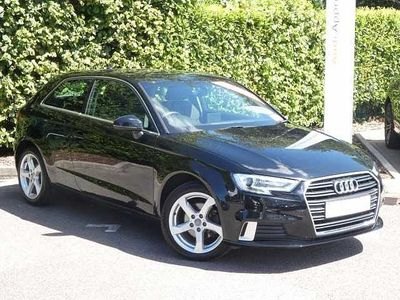 used Audi A3 Sport 1.4 TFSI cylinder on demand 150 PS S tronic 3dr