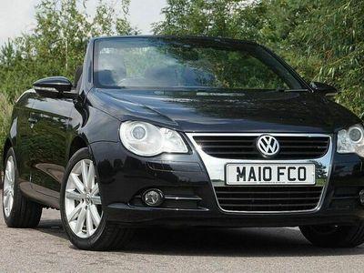 used VW Eos 2.0 TDI CR SE Cabriolet 2dr