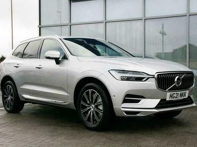 used Volvo XC60 II Recharge T6 Plug-in hybrid AWD Inscription (Drivers Assist)