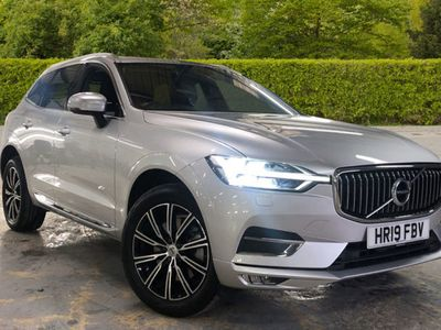 used Volvo XC60 2.0 B5D Inscription 5dr AWD Geartronic