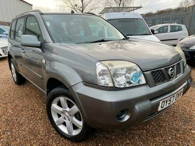 used Nissan X-Trail 2.2 dCi 136 SE 5dr