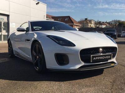 used Jaguar F-Type 2018 Brentwood 3.0 Supercharged V6 400 Sport 2dr Limited Edition