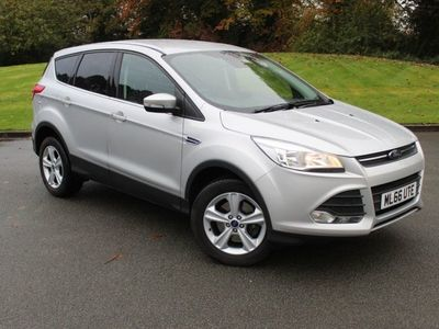 used Ford Kuga 2.0TDCi Zetec Sports Utility 6Spd 150PS Four Wheel Drive 2016