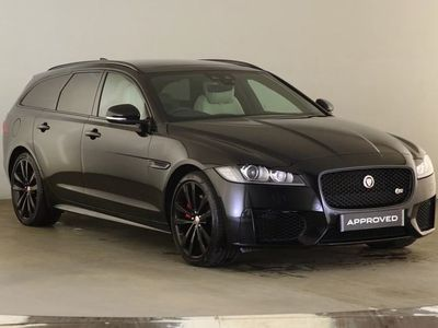 used Jaguar XF Sportbrake 3.0 V6 Diesel (300PS) S 5dr