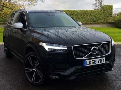 used Volvo XC90 II D5 PowerPulse AWD R-Design Pro Automatic (Family Pack, Xenium Pack, BLIS, Harmon Kardon Sound System) 2.0 5dr