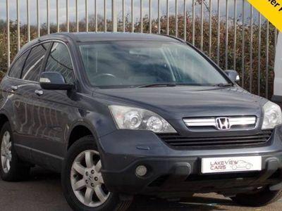 used Honda CR-V PETROL MANUAL ESTATE 5 DOORS
