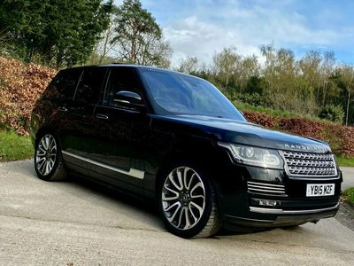 used Land Rover Range Rover 5.0L V8 AUTOBIOGRAPHY 5d AUTO 510 BHP