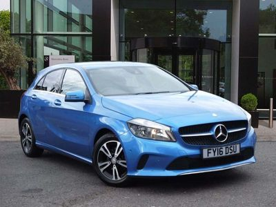 used Mercedes A180 A-ClassSe Executive 5Dr