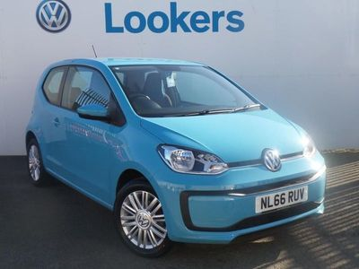 used VW up! UP 2017 Wallsend 1.0 Move3Dr