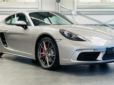 used Porsche 718 S PDK