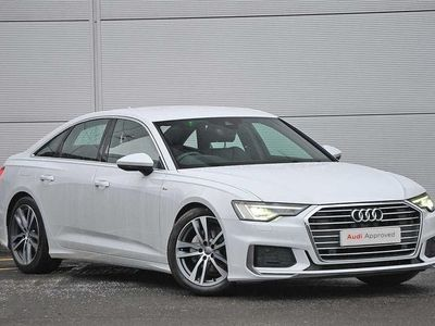 used Audi A6 S Line 40 Tdi 204 Ps S Tronic diesel saloon