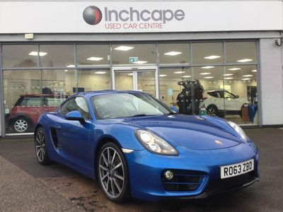 used Porsche Cayman Coupe 2.7 2dr PDK