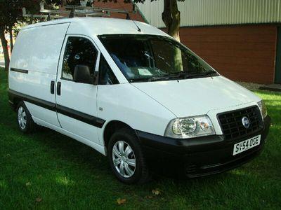 used Fiat Scudo EL Van