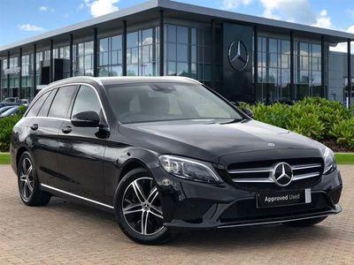 used Mercedes C200 C ClassSport Premium 5Dr Auto 1.6
