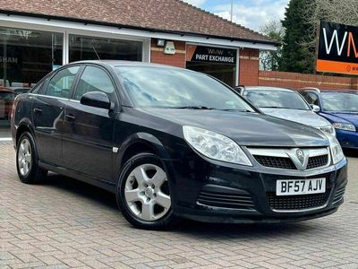 used Vauxhall Vectra 1.8 i VVT Exclusiv 5dr