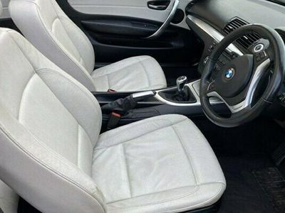 used BMW 120 1-Series Convertible d Exclusive Edition 2d