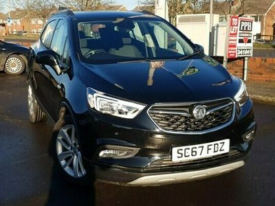used Vauxhall Mokka X 1.4T Active 5dr