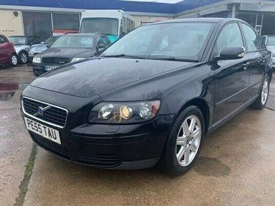 used Volvo S40 2.0D S 4dr