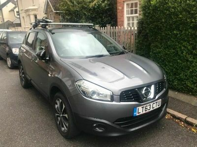 used Nissan Qashqai 1.6 dCi 360 (s/s) 5dr
