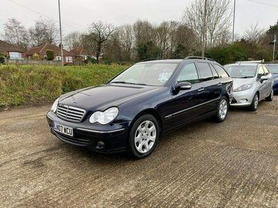 used Mercedes C180 C ClassElegance SE 5dr Auto