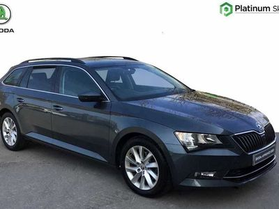 used Skoda Superb 2.0 Tdi Cr Se Business 5Dr
