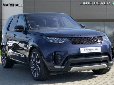 used Land Rover Discovery 3.0 Supercharged Si6 HSE Luxury 5dr Auto Station Wagon 2018