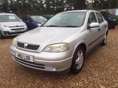 used Vauxhall Astra 1.6 i 16v Club 5dr