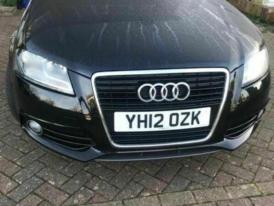 used Audi A3 1.4 TFSI S line S Tronic 3dr